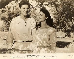 הם היו עשרה, 1961